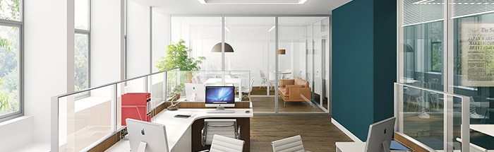 modern office - astris